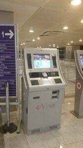 E-visum dienst